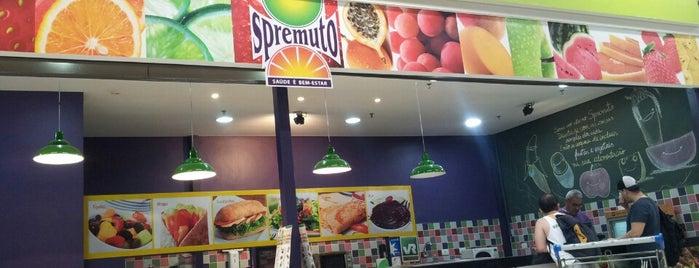 Spremuto is one of Bakeries, Coffee Shops & Breakfast Places.