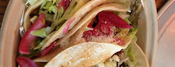 Mexicue is one of Flatiron Lunch.