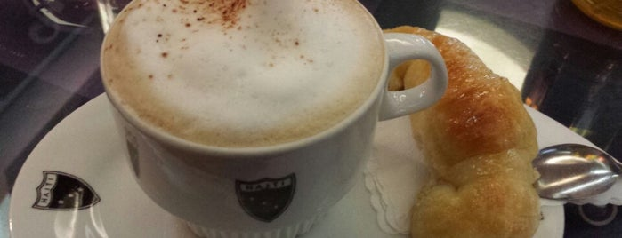 Cafe Haiti is one of Tempat yang Disimpan Ricardo.