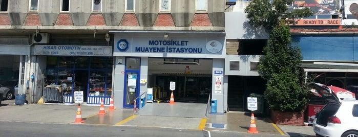 TÜVTÜRK Genel Müdürlük is one of Kayahan'ın Kaydettiği Mekanlar.