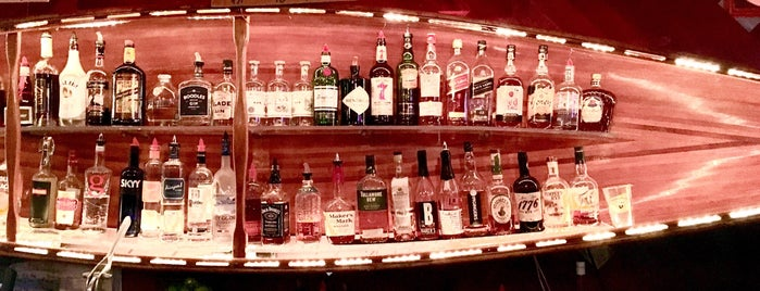 The Doolittle is one of Bars.