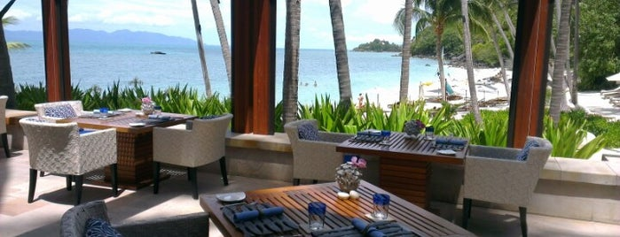 Pla Pla · Four Seasons Resort Koh Samui is one of SOUTH EAST ASIA Dining with a View.