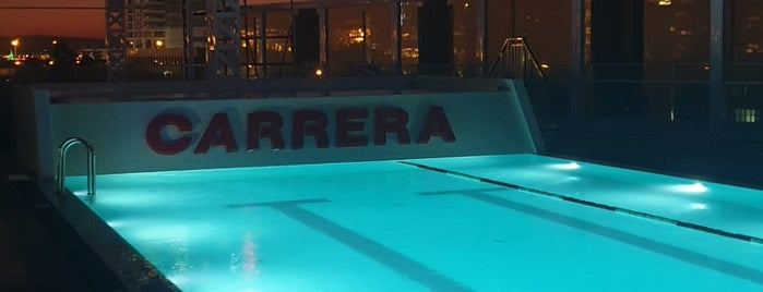 Carrera Mistral Fitness & Spa is one of ba$akさんのお気に入りスポット.
