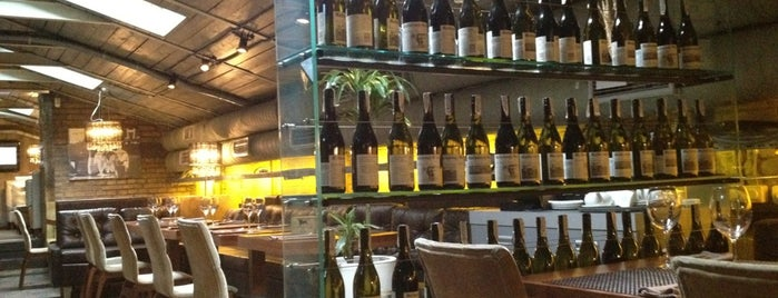 Tarantino Grill & Wine Bar is one of ТОП 100 киевских ресторана со скидкой до 50%.