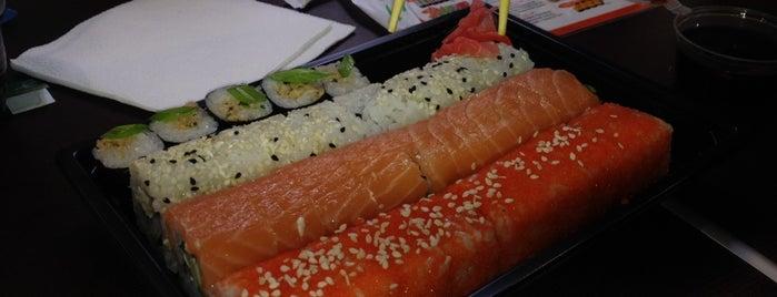 Сушишоп is one of Club, restaurant, cafe, pizzeria, bar, pub, sushi.