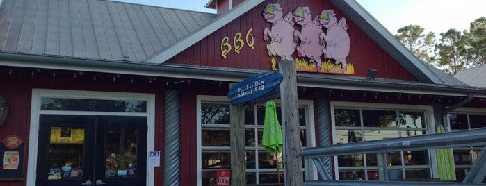 Bubbalou's Bodacious Bar-B-Que is one of Orlando.