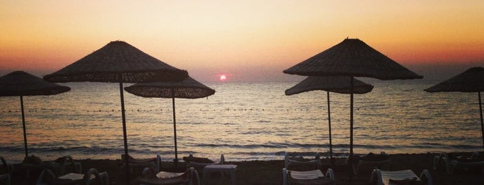 Kral Beach is one of Lugares guardados de Gizemli.