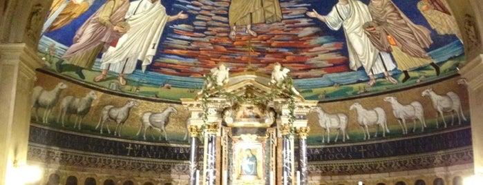 Basilica S.Cosma e Damiano is one of 101 cose da fare a Roma almeno 1 volta nella vita.