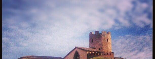 Museu Torre Balldovina is one of La Nit dels Museus 2013.