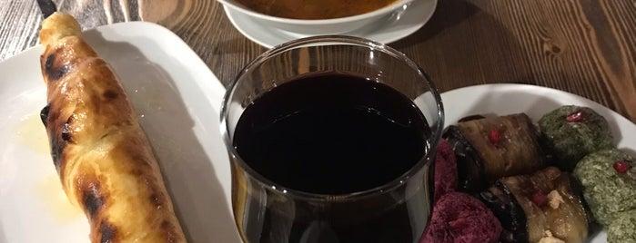 Dariali Restaurant is one of Tempat yang Disukai Olga.