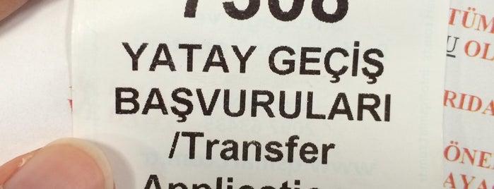 Öğrenci İşleri Daire Başkanlığı is one of Gokay.