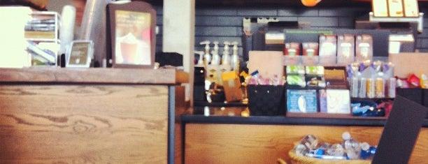 Starbucks is one of Marcello 님이 좋아한 장소.