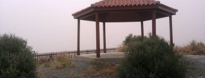 Oroklini Hill Pagoda is one of Cyprus.