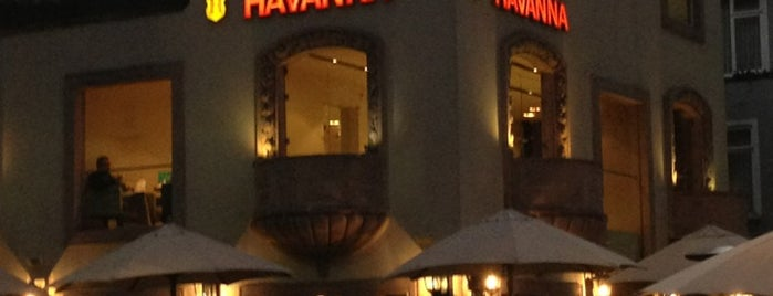 Havanna is one of Lugares pa' comer y conocer.