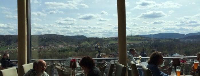 Schlosscafe Heidecksburg is one of Orte, die Miss Nine gefallen.