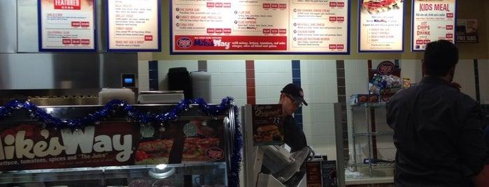 Jersey Mike's Subs is one of Tempat yang Disimpan Mo.