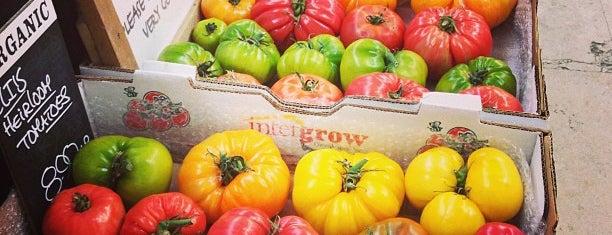 Eli's Market is one of NYC: Fast Eats & Drinks, Food Shops, Cafés.