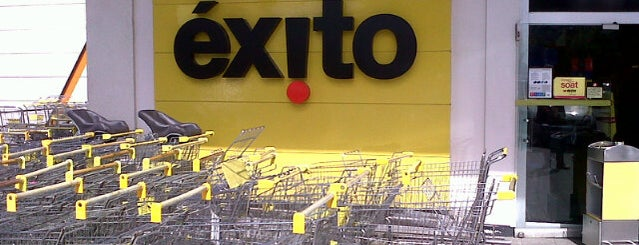 Éxito is one of Sergio M. 🇲🇽🇧🇷🇱🇷 님이 좋아한 장소.