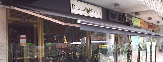 Diana Garcia is one of Restaurantes visitados.