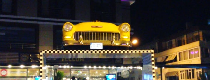 Big Yellow Taxi Benzin is one of Istanbul.