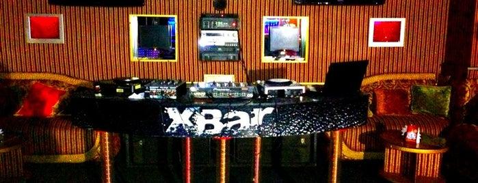 X.Bar is one of Anastasia'nın Beğendiği Mekanlar.
