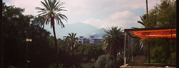 Villa Niscemi is one of Palermo Sights.