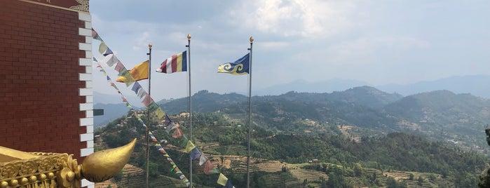 Namobuddha is one of Nepal '19.