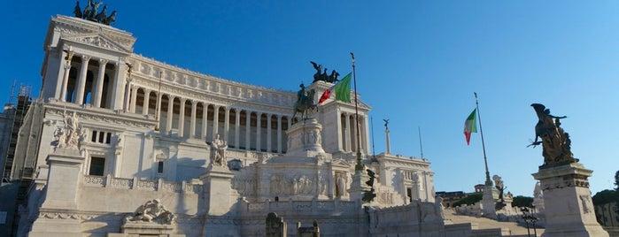 Altare della Patria is one of Best places ever.