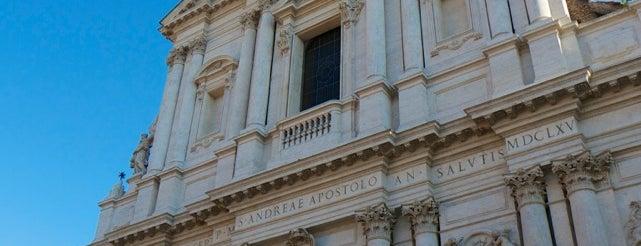 Basilica di Sant'Andrea della Valle is one of Rome / Roma.