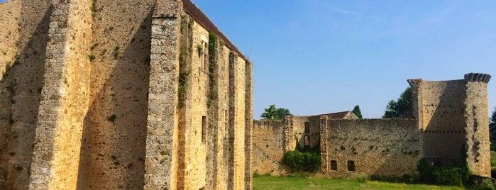 Château de la Madeleine is one of Découvrir la Vallée de Chevreuse.