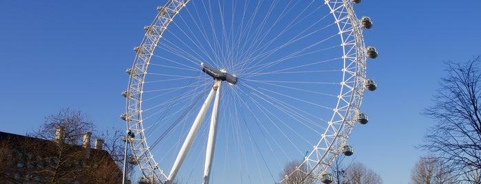 Jubilee Gardens is one of My London.