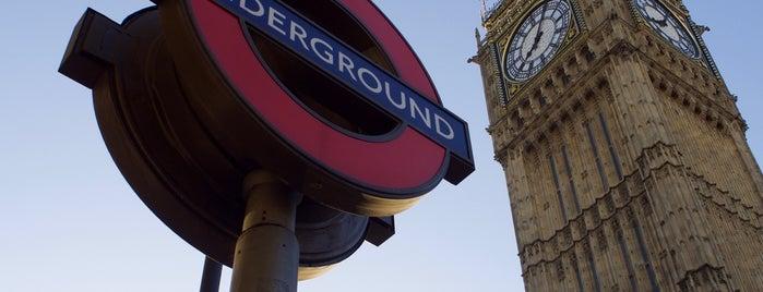 Elizabeth Tower (Big Ben) is one of Londres en 24h.