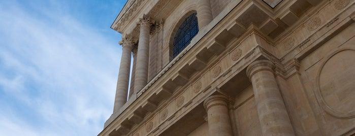 Temple Protestant de l'Oratoire du Louvre is one of Paris.