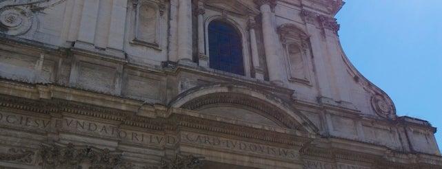 Chiesa di Sant'Ignazio di Loyola is one of Rome / Roma.