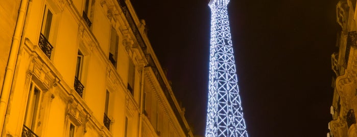 Rue de Monttessuy is one of Paris ♡..
