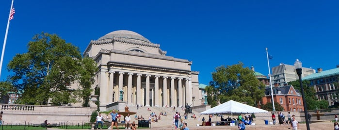 Columbia University is one of New York City.