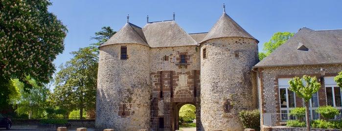 Château de Fresnay-sur-Sarthe is one of 100 km 2020.