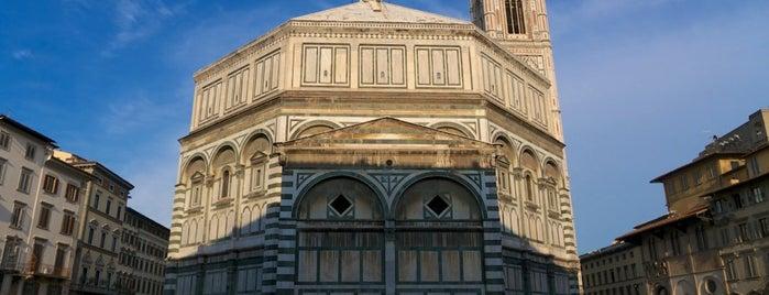 Battistero di San Giovanni is one of visit again.