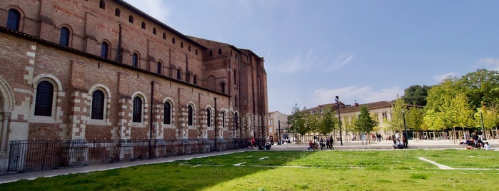 Place Saint-Sernin is one of Toulouse 2018 trip.