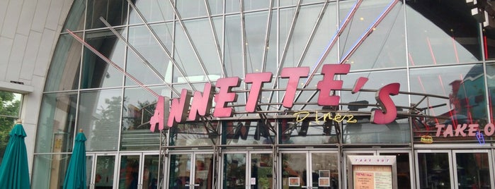 Annette's Diner is one of FatList - Province [FR].