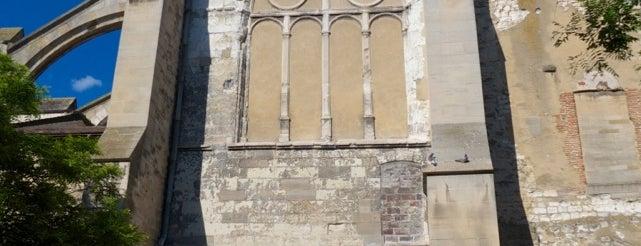 Église Saint-Jean-du-Marché is one of Troyes.