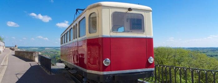 Ancien train à crémaillère is one of Champagne Historique.