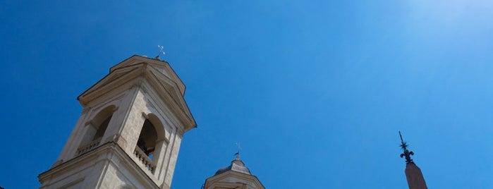 Chiesa della Trinità dei Monti is one of Rome / Roma.