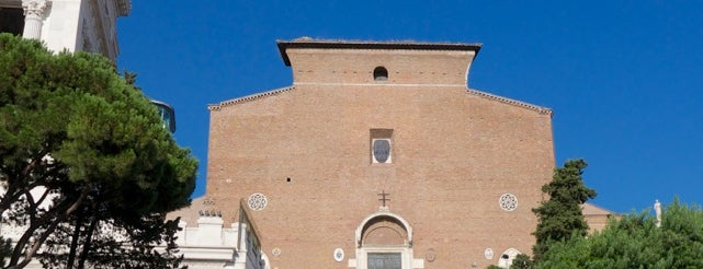 Basilica di Santa Maria in Ara Coeli is one of Rome / Roma.