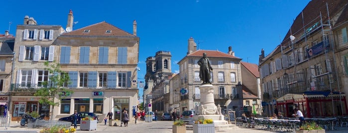 Place Diderot is one of Champagne Historique.