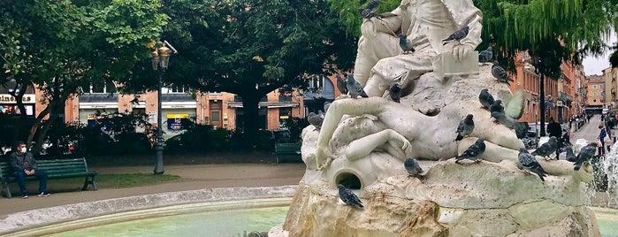 Jardin Pierre Goudouli is one of Lugares favoritos de Diana.