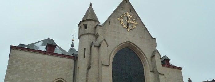 Église Saint-Nicolas / Sint-Niklaaskerk is one of 🇧🇪 Bélgica by Jana.