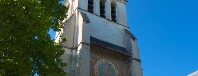 Église Saint-Rémi is one of Champagne Historique.