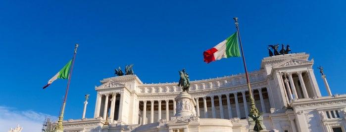Altare della Patria is one of Rome / Roma.