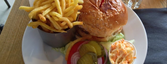 American Kitchen is one of Burgers in Paris.